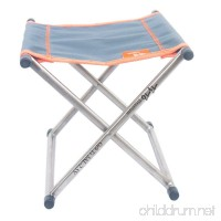 TiTo Outdoor Camping Titanium Folding Chair Stool only 85g - B07F7SGNMJ