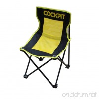 Wind Goal Portable Folding Camp Chair with Backrest Home Camping Traveling Fish Stool - B07F6ZPBRT