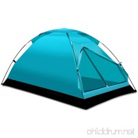 Alvantor Camping Tent Outdoor Travelite Backpacking Light Weight Family Dome Tent Pop Up Instant Portable Compact Shelter Easy Set Up (NOT WATERPROOF) … - B01E9PN0YY