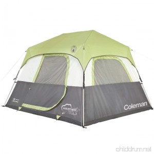 Coleman Instant Cabin 6 Tent with Fly - B00I4XDUO8