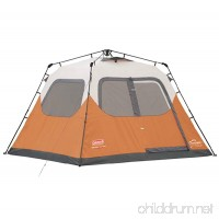 Coleman Waterproof 10 X 9-Feet 6-Person Instant Tent - B00BPWGDLM