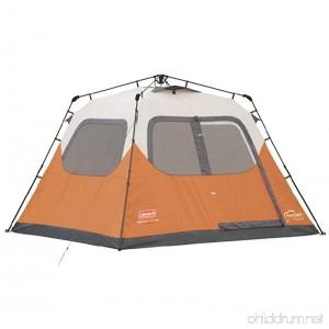 Coleman Waterproof 10 X 9-Feet 6-Person Instant Tent - B00BPWGDLM