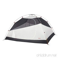 Kelty Gunnison Person Backpacking and Camping Tent with Footprint Grey - B01JBSFJKW