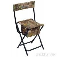Ameristep High Back Chair -Realtree Xtra Green - B00JH4JD12