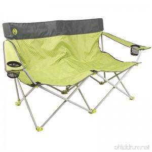 Coleman 2000019354 Quattro Lax Double Quad Chair - B00TFYZJFI
