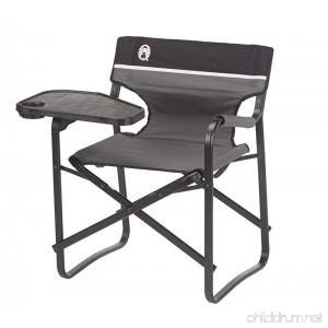 Coleman Aluminum Deck Chair - B004E4GBEM