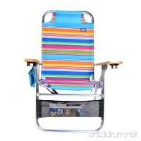 Copa Big Papa 4 Position Super High Beach Chair - B07BHWQKDM