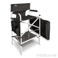 Earth Heavy Duty VIP Tall Aluminum Director's Chair - B0026T0LB6