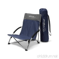 Eddie Bauer Unisex-Adult Camp Chair - Low - B07BK6KL9P