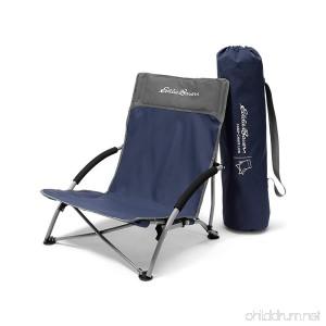 Eddie Bauer Unisex-Adult Camp Chair - Low - B07BK6KL9P