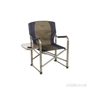 Kamp Rite Director's Chair with Side Table - B0757B49TG
