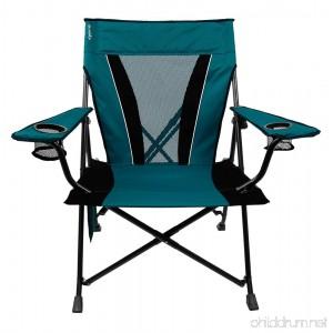 Kijaro XXL Dual Lock Portable Camping and Sports Chair - B004C0QGHK