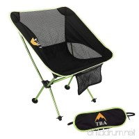 Lectica Camping Chair – Ultralight Strength With Oxford Weave – Folding and Compact – Take Comfort With You Anywhere – Perfect For Camp Hiking Backpacking - B071HXM4LY