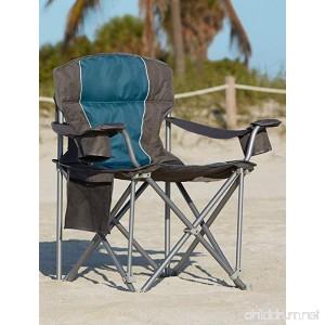 LivingXL 500-lb. Capacity Heavy-Duty Portable Chair - B00VKUW5MU