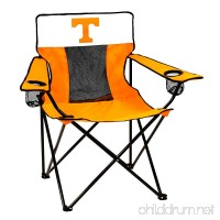 Logo Collegiate Folding Elite Chair with Mesh Back and Carry Bag - B00W1X91UO