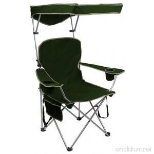 Quik Shade Adjustable Canopy Folding Camp Chair - B006QR1KQ4