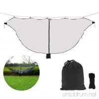 Fullyy Hammock Bug Mosquito Net Nylon Strength Camping Hammock Net with Mosquito Net - B07CG24YN5