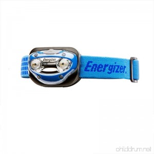 Energizer HDA32E LED Headlamp with Vision Optics and two modes (Batteries Included) - B00TI8GSDI