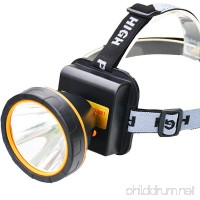 olidear LED Headlamp Torch Outdoor Rechargeable Headlight for Camping Hunting Fishing - B01A47XNHA