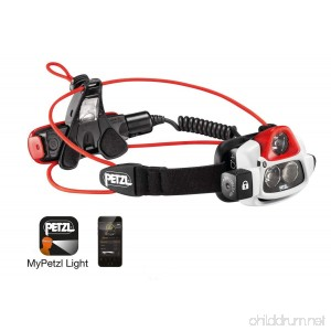 Petzl NAO+ Performance Headlamp with Bluetooth Technology - B01GFPMEXY