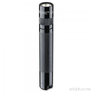 Maglite Solitaire LED 1-Cell AAA Flashlight Black - B009TC5XTI