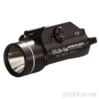 Streamlight 69210 TLR-1s LED Rail Mounted Flashlight with Strobe Function and Rail Locating Keys - B0037CJCMK