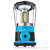 Blazin' Sun - Brightest Battery Powered LED Camping and Emergency Lantern (Blue) - B01L0LAIEU