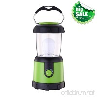 LED Camping Lantern with Dimmer Switch  Water Resistant Portable Flashlight Lantern for Camping  Emergency  Hurricane(4 D Battery Powered) - B0725WF7CC