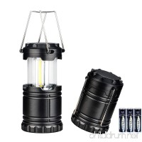 iMBAPrice Portable Led Camping Lantern with Hanging Hook - Best Outdoor & Indoor Emergency Light/Hurricane/Power Outage/Tent Lamp with Batteries - B07CZ3GT6F