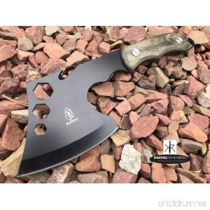 Monogram Axe Custom TOMAHAWK Tactical Battle Hatchet Hunting Axe Personalized Axe Engraved Axes THROWING AXE Zombie Survival Axe - B079HTLHZ2