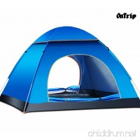 2-3 Person Waterproof Tent  Camping Tent Outdoor Travelite  Easy Setup Lightweight Backpacking Tents for Camping Hiking Traveling - B071LKK5JS