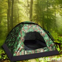 Bartonisen Camouflage Dome Tent for Camping Kids Play - Easy Setup - B07B66326X