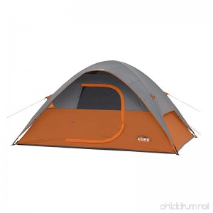 CORE 4 Person Dome Tent 9'x7' - B00U7XGGSK