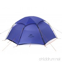 Naturehike Official Store Cloud-Peak Ultra-light 2 Person 4 Season Tent - B07411L7D3
