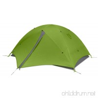 Nemo Galaxi Backpacking Tent with Footprint - B00J5HX7E0