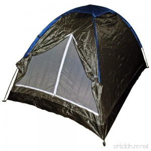 Shop4Omni 7 X 5 Feet Two Person Backpackers Festival Camping Dome Tent - B073HMSTK4