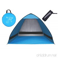 Zoeson Instant Pop-up Tent With Carry Bag -6.56' X3.94' X4.27' - B071KW2FHG