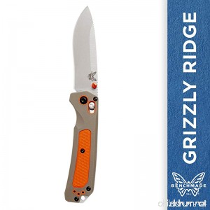 Benchmade - Grizzly Ridge 15061 Knife Drop-point - B078NGH1HT