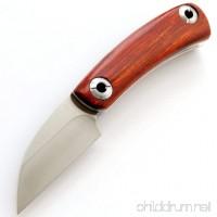 Eafengrow EF11 Folding Knife D2 Steel Blade Knife with Wood Handle Pocket Knives - B071HGSZ1G