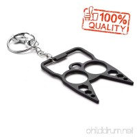 4 in 1 Multitool Keychain- Bottle Opener Screwdriver and Wrench Outdoor Multifunction Tool (3 CAT) - B079J17QYH