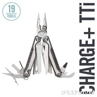 LEATHERMAN - Charge Plus TTi Multitool  Stainless Steel - B079MJHYKC