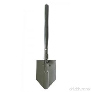 Stansport G.I. Style Folding Shovel (Olive Drab) - B002ISHFUA