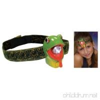 Sun Company Lifelight Frog Headlamp - Kid's Headlamp - B007S3L8DA