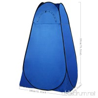 eshion Pop-Up Shower Tent Beach Toilet Changing Room with Carry Bag - B06VV8FXXK