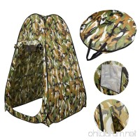 Fishing & Bathing Toilet Portable Pop UP Changing Tent Camping Room - By Choice Products - B074J773SD