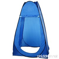 Meoket Portable Pop-Up Shower Tent  Waterproof Toilet Changing Room Camping Beach Dresses Tent with Carry Bag - B07CQNFLG5