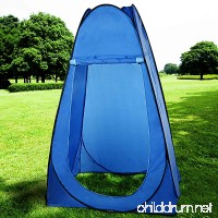 Mewalker Large Portable Pop Up Privacy Tent  Camping Shower Tent Outdoors Dressing/Changing Room-with Bag  US STOCK - B079DKNRG2