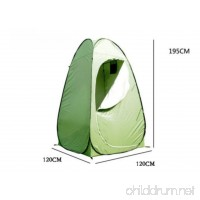 Portable Changing Pop Up Toilet Tent Beach Shower Privacy Shelter Dressing Room - B077WLK5MP