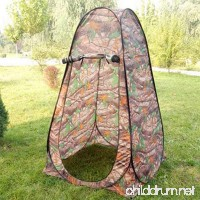 Portable Outdoor Changing Room Beach Toilet Pop Up Tent Privacy Shelter w/ Stake Bag Outdoor - B077HS2W1Z