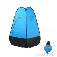 Privacy Tent iDeep 190-T Nylon Polyester Portable Changing Room Tent Pop Up Tent Ultralight Waterproof Camping Toilet Tent Camping Shower Tent for Changing Dressing Shower Fishing 74. 8x45. 2x45. 2in - B075F59Z44